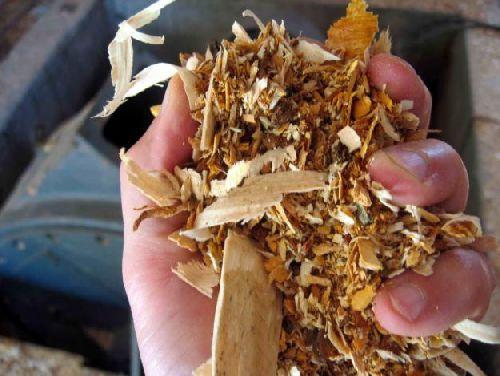 Классификация древесных отходов