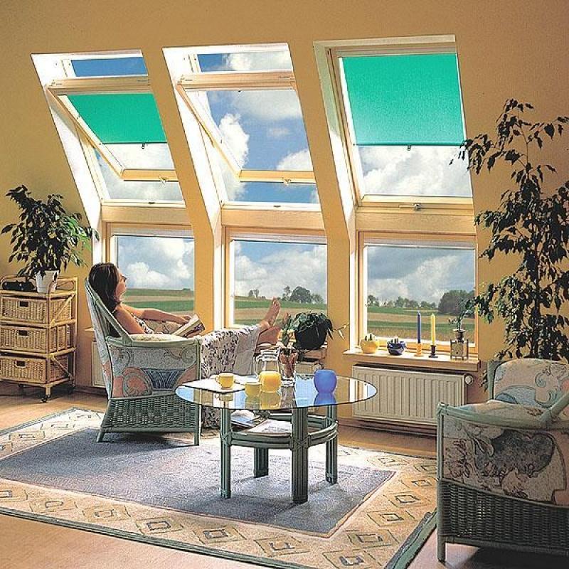 Окна и их оформление в современных домах