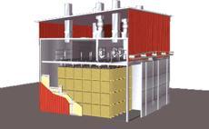 Основные типы лесосушильных камер: Воздушные и паровоздушные камеры периодического действия
