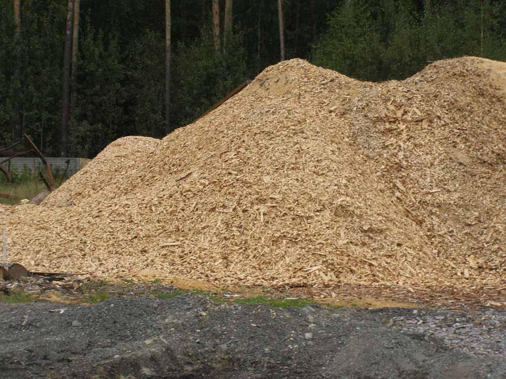 Механические свойства древесных отходов и древесной пыли